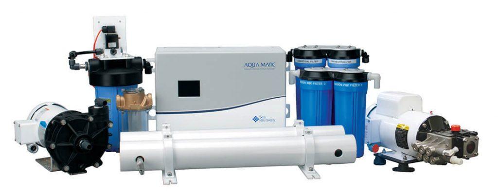 Aqua Matic Modular watermaker