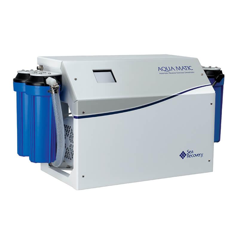 Aqua Matic watermaker system