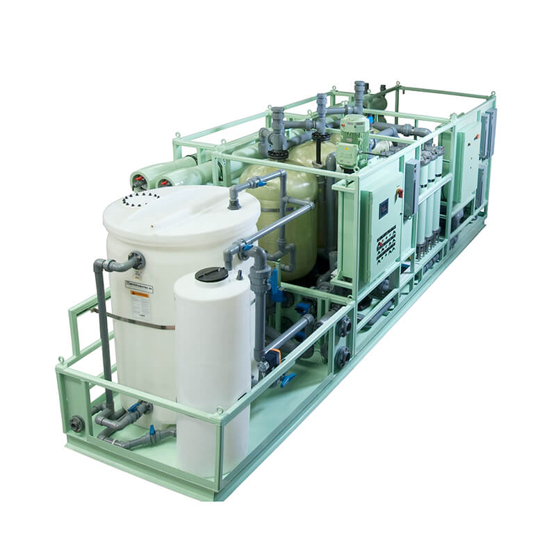 Atlantic Sea watermaker system