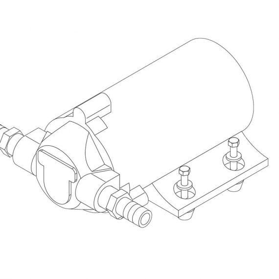 Booster pump Aqua mini
