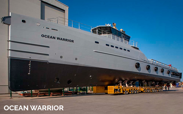 Ocean warrior sea shepherd