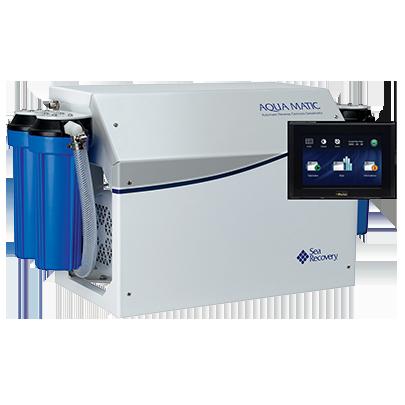 Aqua matic watermaker